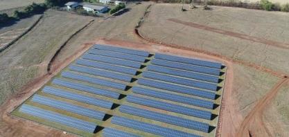 Coopercitrus inaugura a maior usina fotovoltaica agro em São Paulo