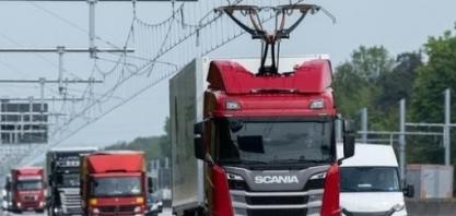Alemanha inaugura sua primeira autobahn elétrica