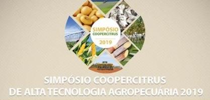 Inscrições abertas para o Simpósio Coopercitrus de Alta tecnologia
