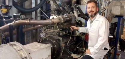 FPT testa biodiesel de macaúba em trator agrícola