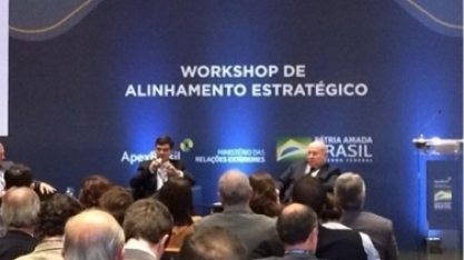 Apex reforça parcerias com setor produtivo