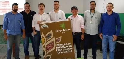 Projeto Campo Futuro levanta custos de produção de café e cana