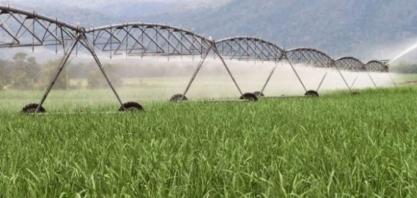 Irrigação com pivô central cresceu 47 vezes em 32 anos no Brasil