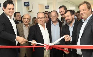 Santa Casa de Olímpia inaugura nova ala de leitos hospitalares