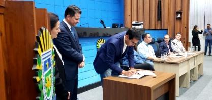 Biosul integra a Frente Parlamentar de Recursos Hídricos em MS