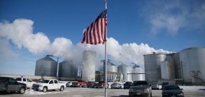 Produção de etanol nos EUA cai 2,10% na semana, para 1,023 mi de barris/dia