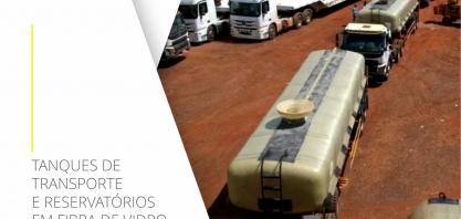Transporte de vinhaça é para profissional. Visite o estande da Unifibra na Fenasucro & Agrocana 2019 e conheça as melhores soluções