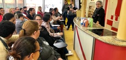 Tereos e Sesi inscrevem para cursos de culinária gratuitos em carreta-escola