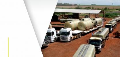 Na Fenasucro & Agrocana 2019 os visitantes poderão conferir as soluções da Unifibra para o transporte de vinhaça