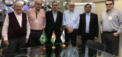 Dedini assina acordo de tecnologia com a Praj para atender o RenovaBio