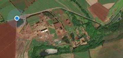 Parque industrial completo da Usina Comanche irá a leilão no dia 20/09
