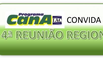 4ª Reunião Técnica Regional do IAC