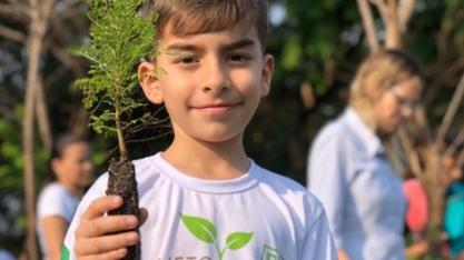 Diana Bioenergia promove projeto Semear Eco em homenagem ao Dia da Árvore