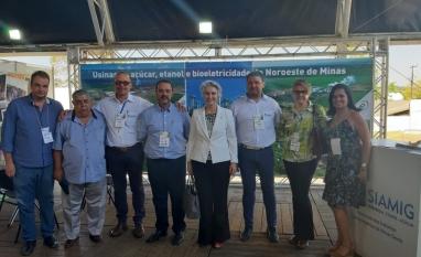 União entre os produtores foi a tônica da abertura da AgroNoroeste