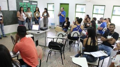 Pindorama realiza curso de capacitação de jovens