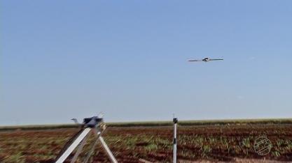 Usina de etanol em MT utiliza veículo aéreo não tripulado para monitorar lavouras de cana
