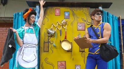 Cocal apoia espetáculo de humor gratuito sobre educação financeira