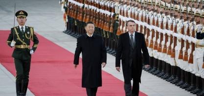 Brasil e China firmam oito acordos, de carne bovina processada a energia renovável