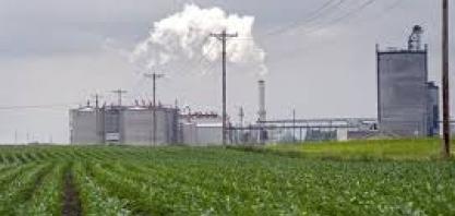 Produção de etanol nos EUA sobe 2,5% na semana, para 1,059 milhão de barris/dia