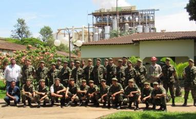 TG de Paraguaçu Paulista visita unidade da Cocal
