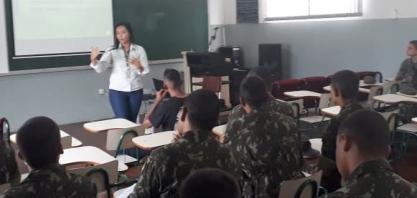 Colaboradores da Cocal ministram workshops no TG de Paraguaçu Paulista