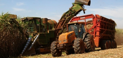 MG já moeu 94,3% de cana do total previsto de 66,5 mi de ton