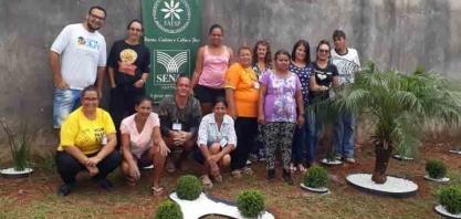 Cocal promove curso gratuito de jardinagem para a comunidade de Paraguaçu Paulista