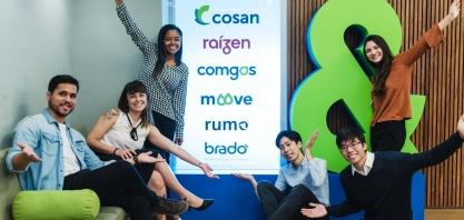Cosan abre inscrições para seu programa de estágio com job rotation entre as empresas do grupo
