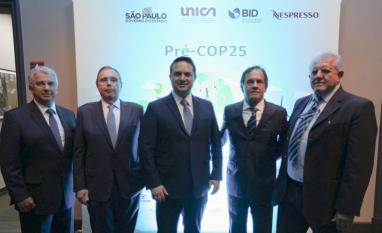 Cocal é uma das representantes do Acordo Ambiental de São Paulo lançado na Pré-COP25