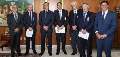 Novabio debate demandas do setor com presidente Bolsonaro