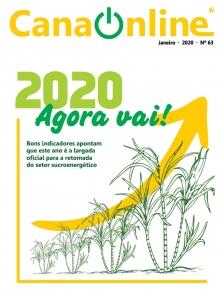 Edição 63 - Portal CanaOnline - Janeiro 2020