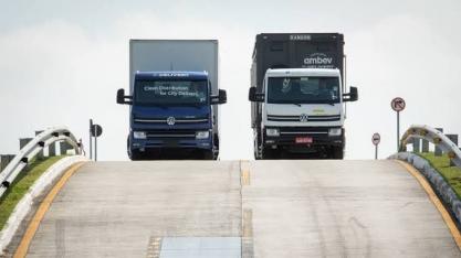 Para montadoras,venda de caminhões deve crescer 18%