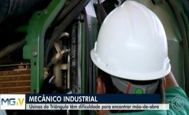 Safra: profissionais de mecânica industrial estão em falta em Uberaba
