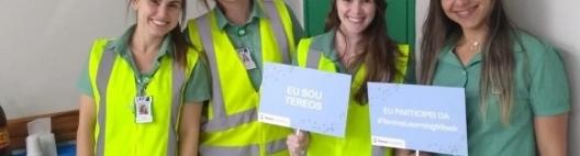 Mulheres no setor sucroenergético – As jovens profissionais da Usina Vertente, unidade da Tereos, em Guaraci, SP