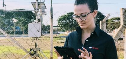 Mulheres no setor sucroenergético – Daiane Porto Targão