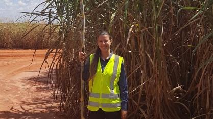 Mulheres no setor sucroenergético – Laís Luna Braga