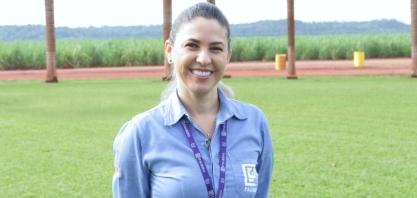Mulheres no setor sucroenergético – Carmem Bethânia dos Santos