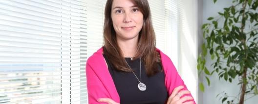 Mayra Theis, sócia da PwC Brasil, no IX Encontro Cana Substantivo Feminino