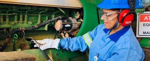 Mulheres do Setor Sucroenergético – Eliani Santos Oliveira