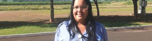 Mulheres do Setor Sucroenergético – Rubia Miranda da Silva