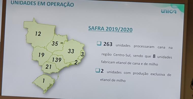 Safra canavieira 20/21 no Centro-Sul começa oficialmente em 1º de abril e deve ter mais usinas moendo