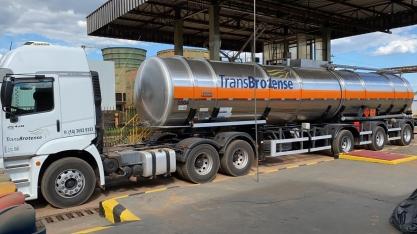 Cocal contribui para a doação de 1 milhão de litros de álcool para o SUS
