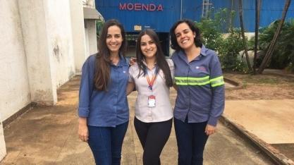 Mulheres no setor sucroenergético – Profissionais da Tereos, Unidade Severínia