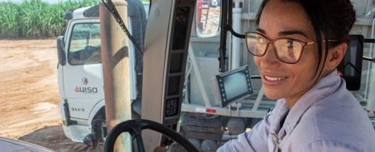 Mulheres do Setor Sucroenergético – Marinete Vieira da Silva