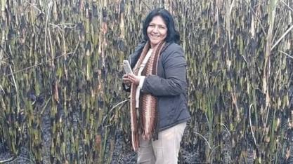 Mulheres do Setor Sucroenergético – Cleusa Melo Beck