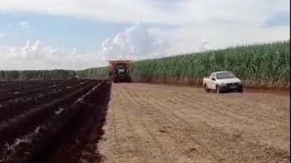 DMB e AgroQuatro-S fazem parceria para implementação de melhorias no plantio mecanizado de cana
