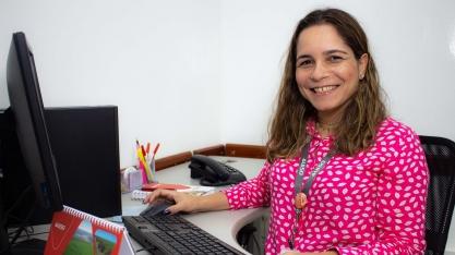 Mulheres do Setor Sucroenergético – Aline França Elias da Silva