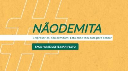 Conheça o manifesto #nãodemita