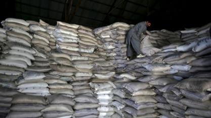 Exportações de açúcar da Índia crescem com desvalorização da moeda local