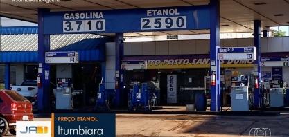 Etanol está mais barado em algumas cidades de Goiás